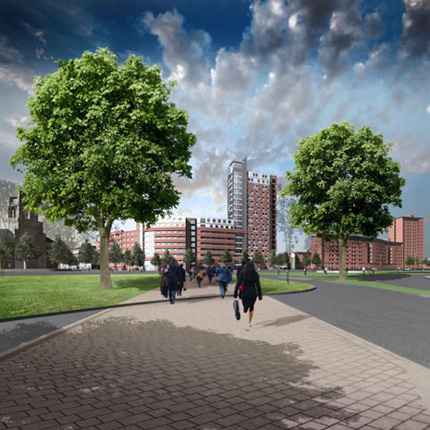 Aston Student Village Case Study - Cristallo
