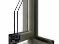 sytem 2 PVC window